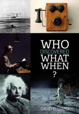 Who Discovered What When?