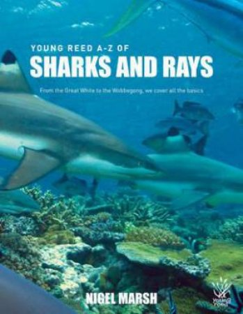 Young Reed A-Z: Sharks And Rays by Nigel Marsh