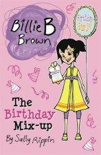 Billie B Brown The Birthday MixUp