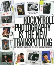 Rock N Roll Photography Is The New Trainspotting