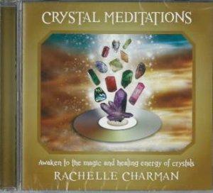 Crystal Meditation CD (audio) by Rachelle Charman