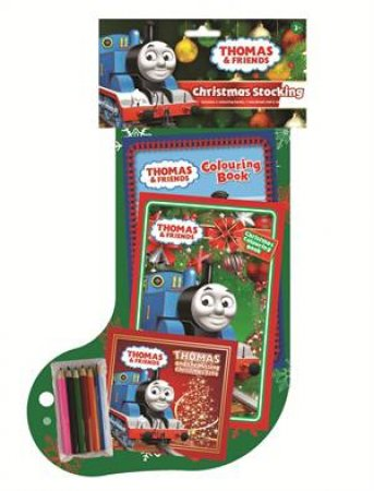 Thomas and Friends Christmas Stocking by Various
