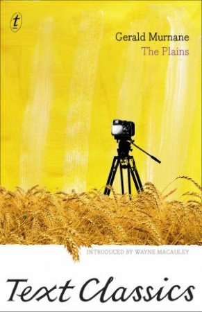Text Classics: The Plains by Gerald Murnane