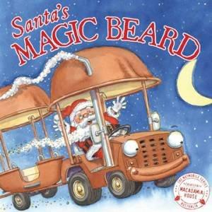 Santa's Magic Beard by Em Horsfield