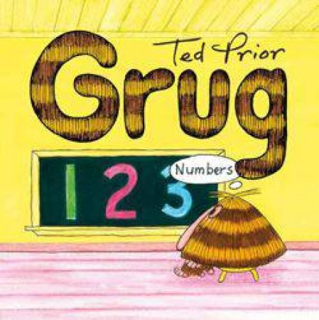 Grug Numbers Buggy Book