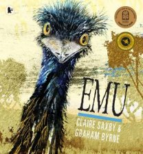 Emu by Claire Saxby & Graham Byrne