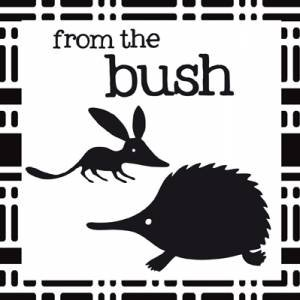 Crinkly Book of Aussie Animals: From the Bush