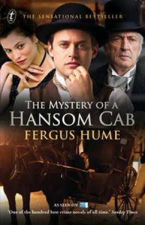 The Mystery of a Hansom Cab: tie in by Fergus Hume