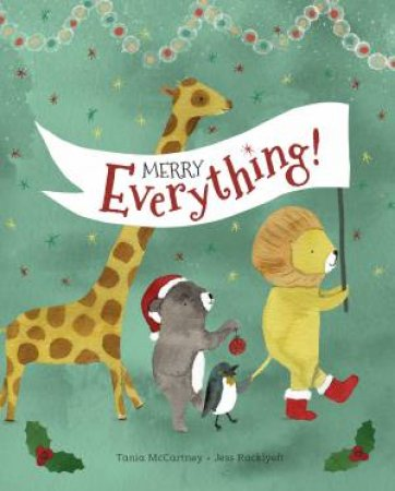Merry Everything by Tania McCartney