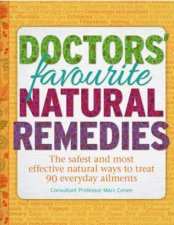 Doctor's Favourite Natural Remedies by Various