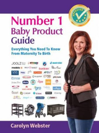 Number 1 Baby Product Guide by Carolyn Webster