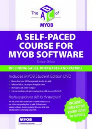 A Self-Paced Course For MYOB Software