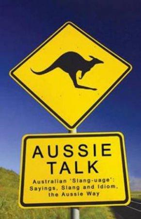Aussie Talk by Paul Bugeja