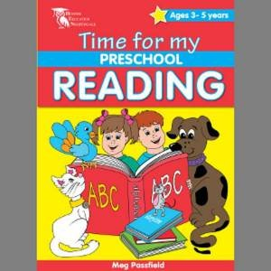 Time for my Preschool: Reading