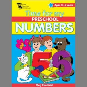 Time for my Preschool: Numbers