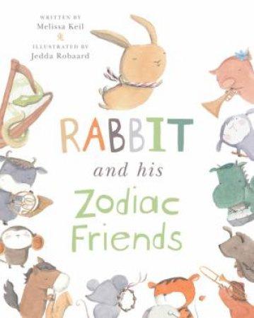 Rabbit and His Zodiac Friends