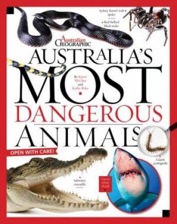 Australia's Most Dangerous Animals