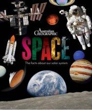 Australian Geographic Space