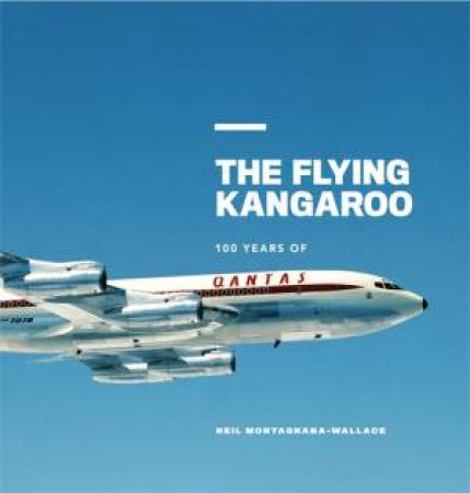 The Flying Kangaroo by Neil Montagnana-Wallace