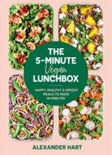 The 5Minute Vegan Lunchbox