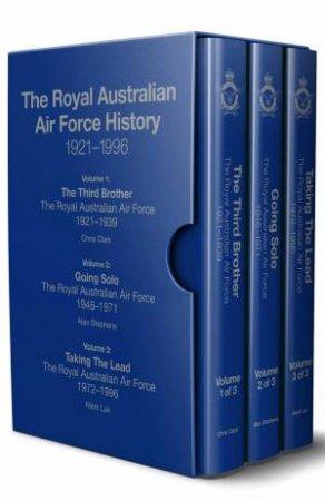 Royal Australian Air Force History - 1921-1996 by Chris Clark