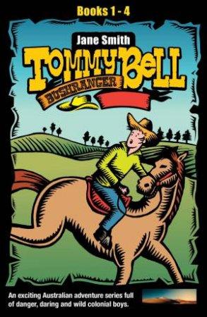 Tommy Bell Bushranger Boy Slipcase Books 1 - 4 by Jane Smith & Pat Kan