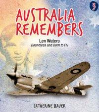 Australia Remembers 03 Len Waters