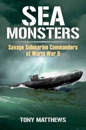 Sea Monsters by Tony Matthews