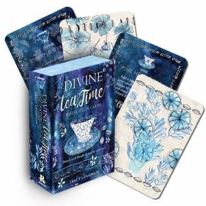 Divine Tea Time Inspiration Cards by Tracy Loughlin