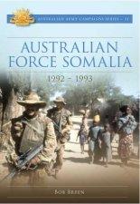 Australian Force Somalia