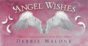 Angel Wishes Inspirational Cards by Debbie Malone