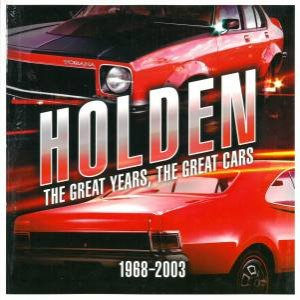 Holden: The Great Years, The Great Cars