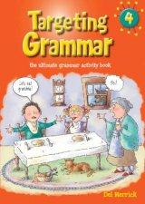 Targeting Grammar Activity Book 4