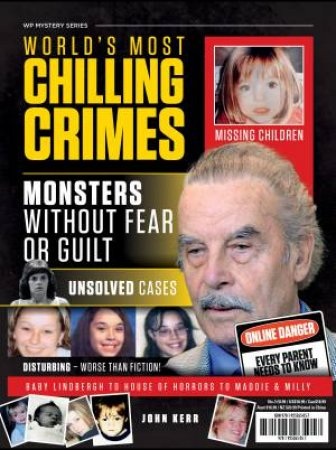 World's Most Chilling Crimes by John Kerr