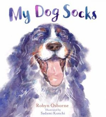 My Dog Socks by Robyn Osborne & Sadami Konchi