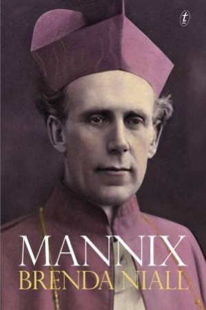 Mannix by Brenda Niall