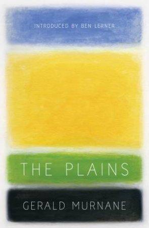 The Plains by Gerald Murnane