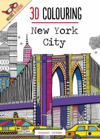 3D Colouring New York City