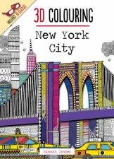 3D Colouring New York City