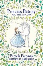 Princess Betony And The Unicorn