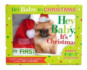 Hey Baby, It's Christmas Boxed Set by Corinne Fenton