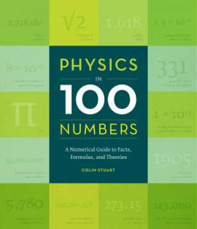 Physics in 100 Numbers by Various