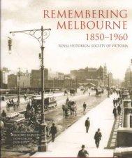 Remembering Melbourne 18501960