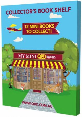 Mini Books: Collector's Book Shelf by Various