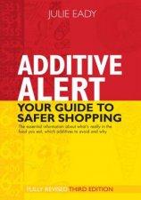 Additive Alert 3 Ed