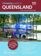 Camping Guide To Queensland 5th Ed