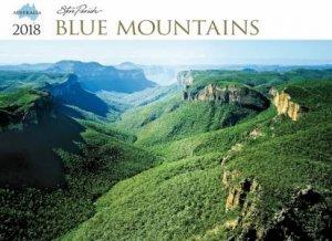 Steve Parish - 2018 Wall Calendar - Blue Mountains