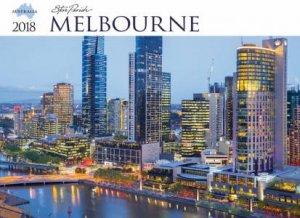 Steve Parish - 2018 Wall Calendar - Melbourne