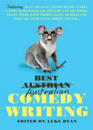 Best Australian Comedy Writing 2