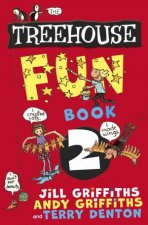 The Treehouse Fun Book 2 by Andy Griffiths & Terry Denton & Jill and Andy Griffiths & Terry Denton